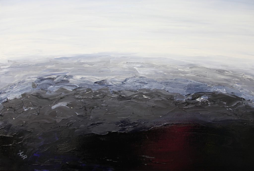 Contemporary Paintings by Judy Challis Brewster, NY